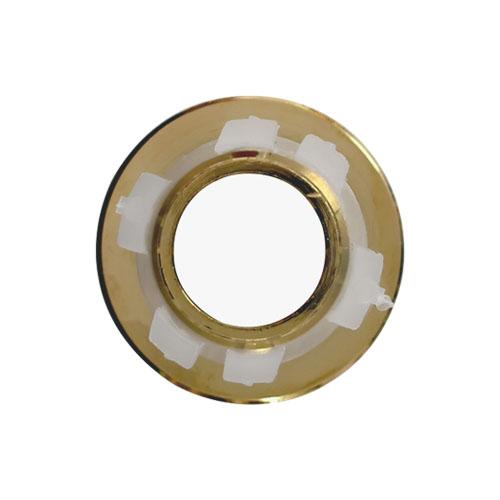 【メール便発送】オーバーフロー用キャップ 部材 金 ゴールド   品番INK-9999125H
