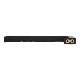 タオル掛け タオルハンガー タオルバー ステンレス マットブラック W235×D65×H20 | 品番INK-0801120H