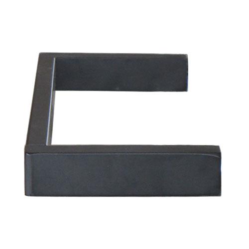 タオル掛け タオルハンガー タオルバー ステンレス 黒・ブラック W350×D85×H20 | 品番INK-0801123H