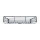 フラワーボックス 花台 ロートアイアン プロヴァンス風 アンティーク風 おしゃれ W2230×D470×H800 | 品番INK-1401004H
