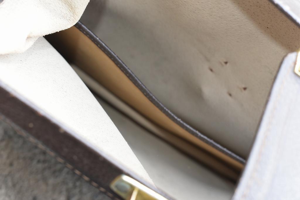 104001 ヴィンテージ トランクケース ドクターバッグ 革鞄 英国製