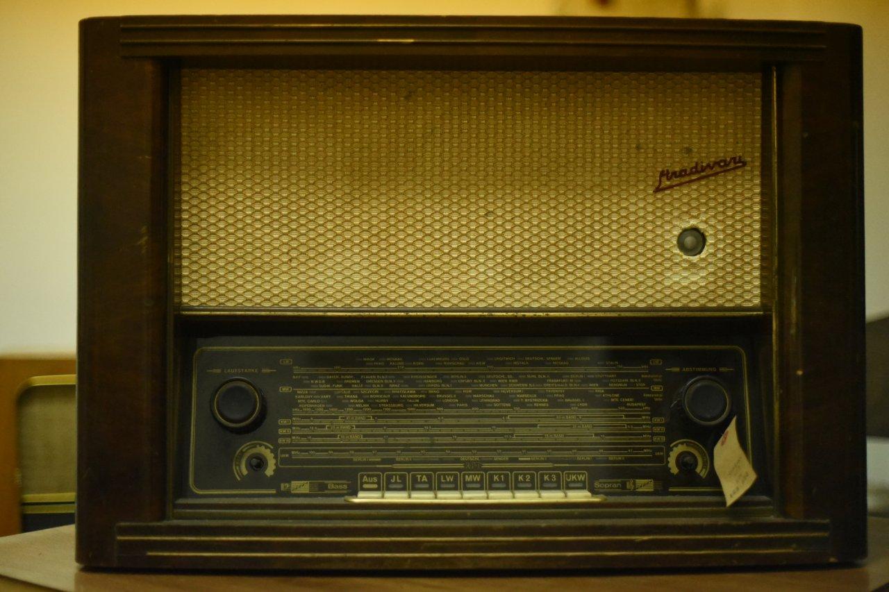 000539 ドイツ RFT ヴィンテージ ラジオ