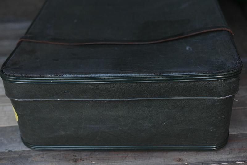 105132 「WONDER LITE」 ヴィンテージ トランクケース 革鞄 英国製