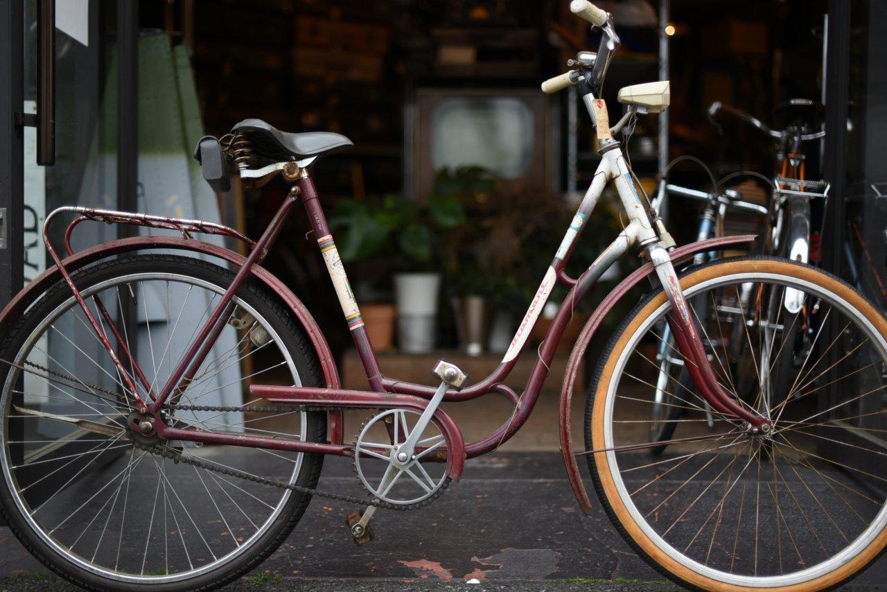 002064 ドイツ ヴィンテージ 自転車 「diamant」
