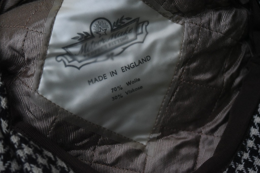 105040 ヴィンテージ ハンチング ハット MADE IN ENGLAND