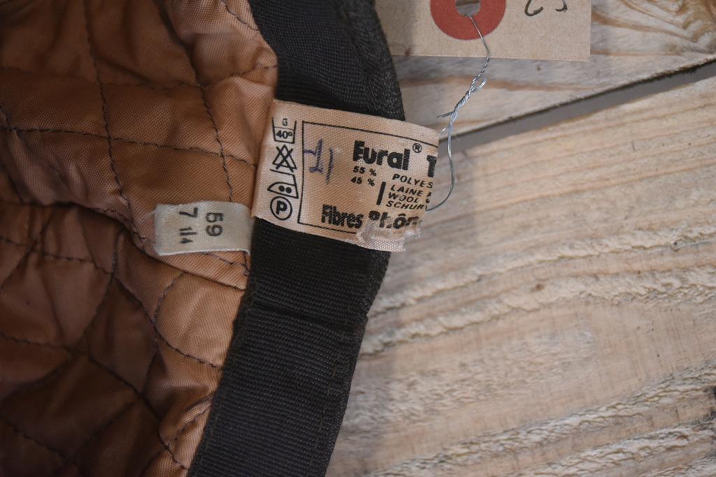 105000 ヴィンテージ 「Fural Tergal」  ハンチング ハット