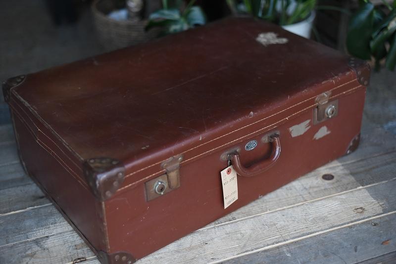105133 「EVERWEAR」 ヴィンテージ トランクケース 革鞄 英国製