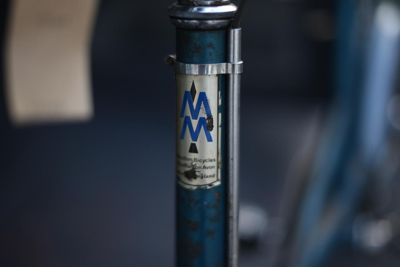 102399 モールトン Moulton Standard F型フレーム    MADE in ENGLAND 60's