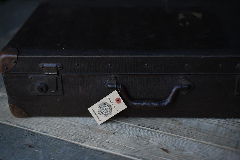 105128 ヴィンテージ トランクケース  英国製