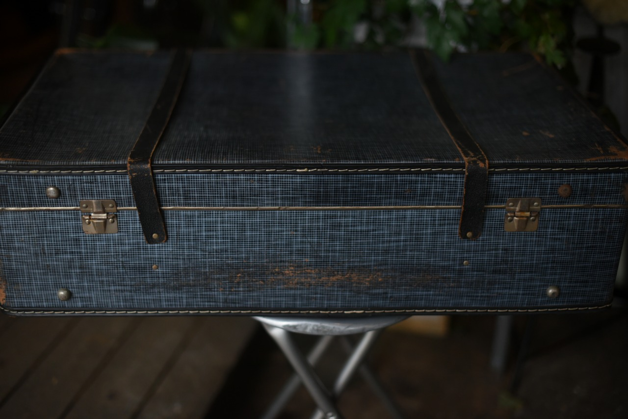 2092 ヴィンテージ  トランクケース 革鞄  英国製