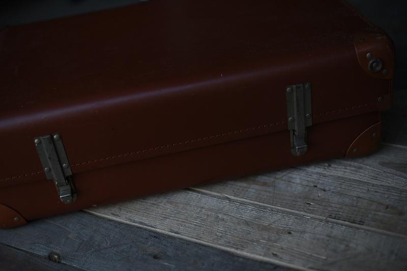 105130 ヴィンテージ トランクケース  英国製