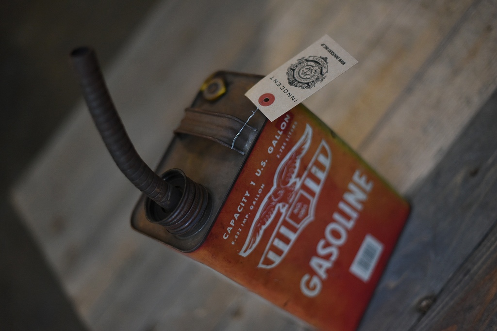 104933 「EAGLE GASOLINE」 No.1001 ガソリン缶 MADE IN USA