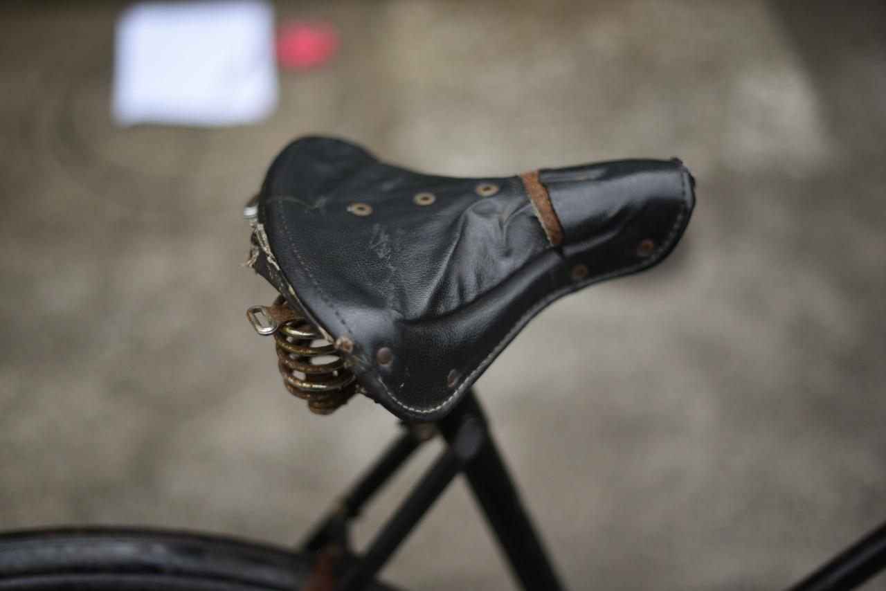 ヴィンテージ 自転車  ラレー RALEIGH THE ALL STEEL BICYCLE