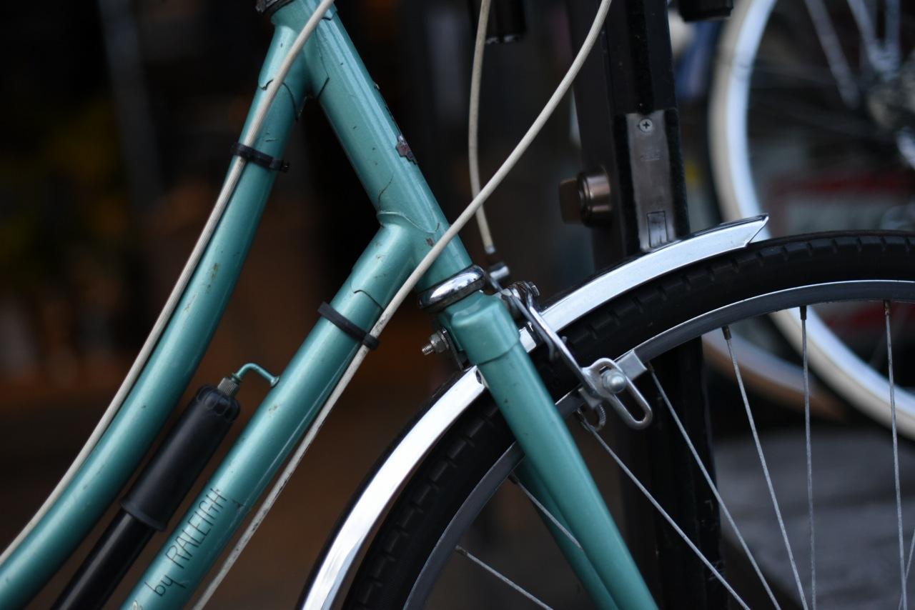 102534 ヴィンテージ 自転車 ラレー 「RALEIGH」 CAPRICE