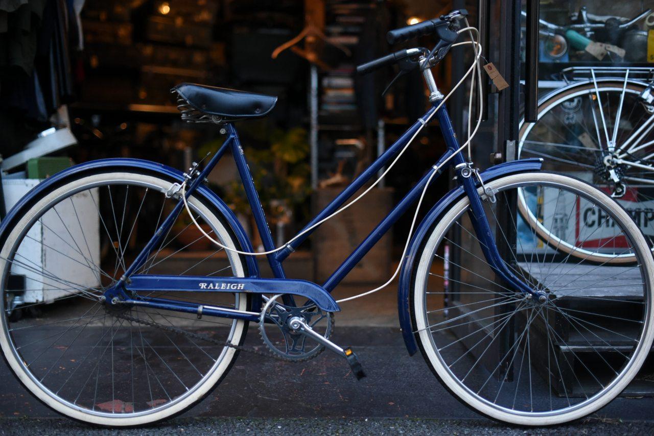 102533 ヴィンテージ 自転車 ラレー 「RALEIGH」 WAYFARER