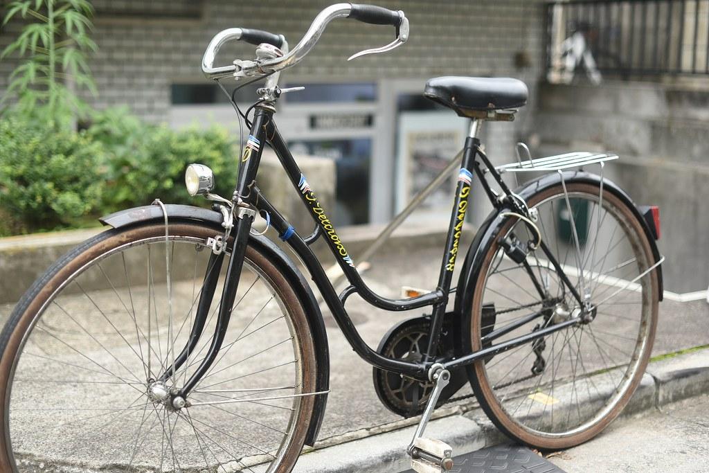 102790 ヴィンテージ 自転車 「 DELCROIX FERNAND」 フランス製