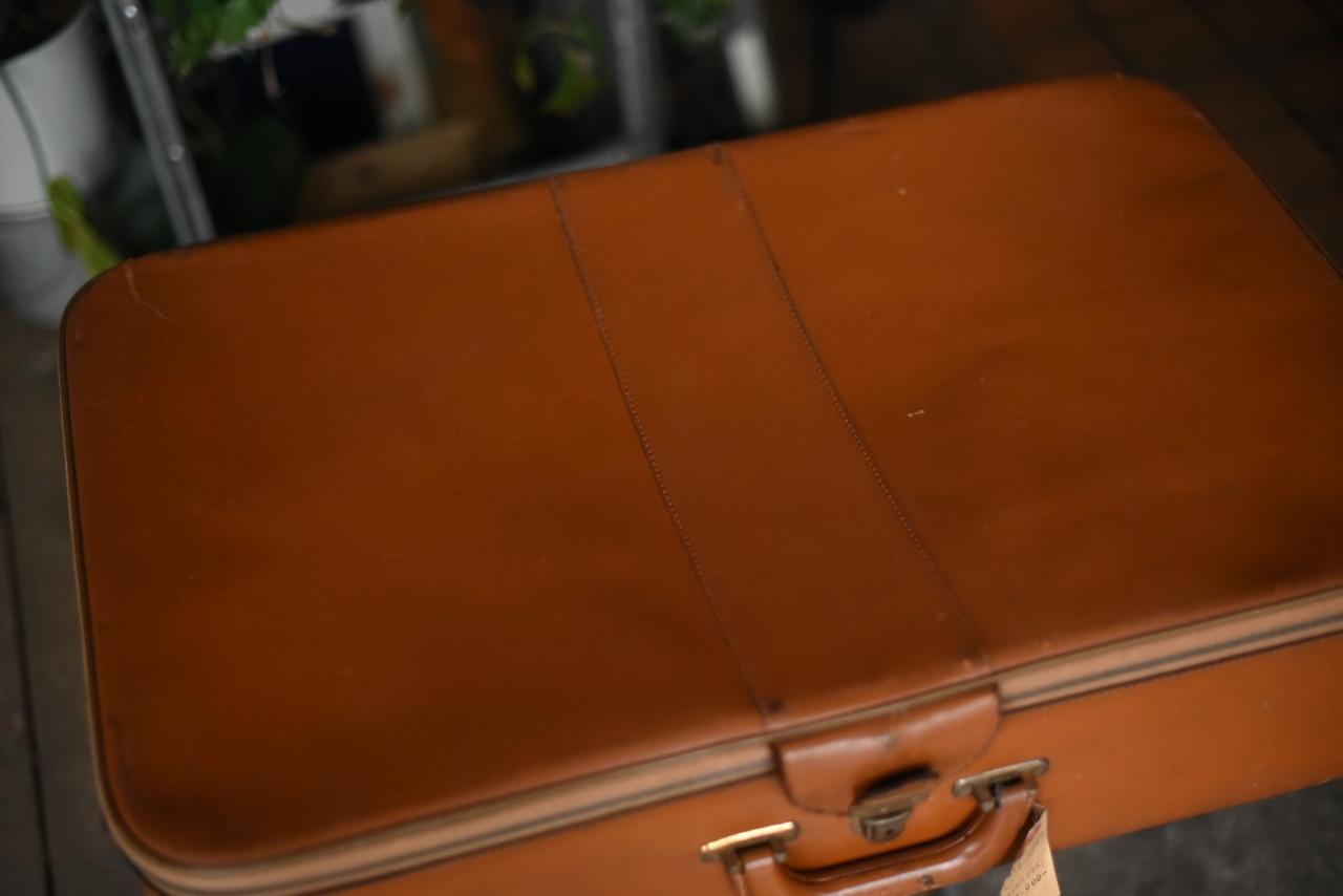 2398 ヴィンテージ  トランクケース 革鞄  英国製