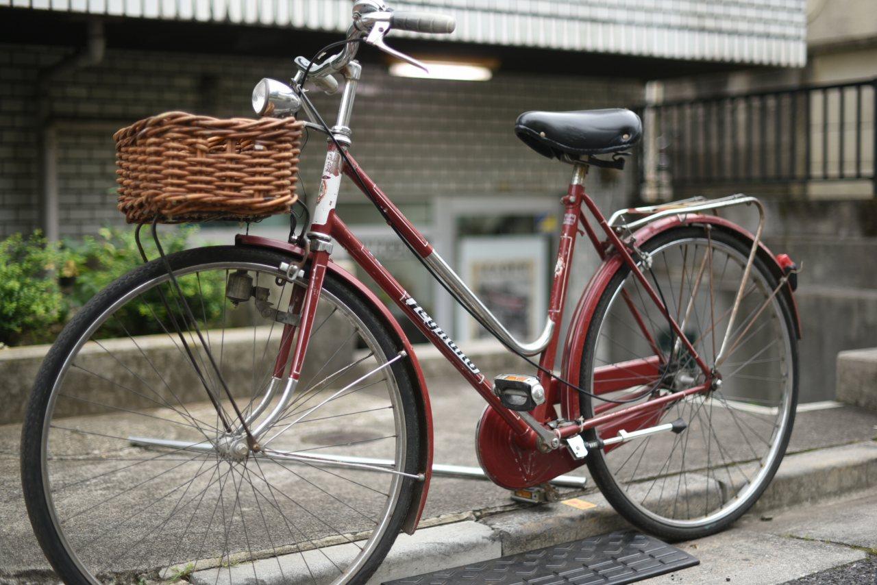 102106 ヴィンテージ 自転車 LEGNANO レニアーノ 一部修理必要箇所あり
