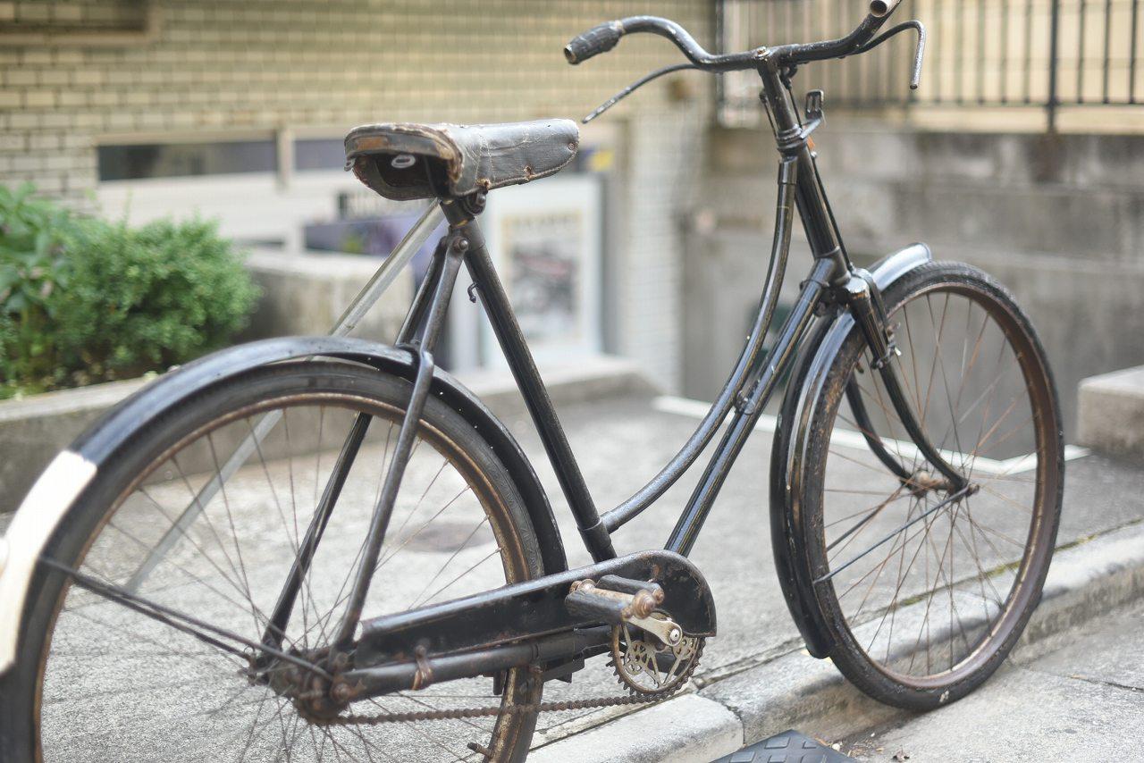 102789 ヴィンテージ 自転車  「Royal Enfield  ロイヤルエンフィールド 」