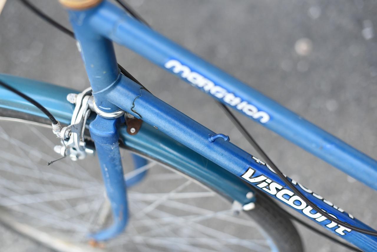 104942 ヴィンテージ 自転車  「VISCOUNT」 1979年製  英国製 MADE IN ENGLAND