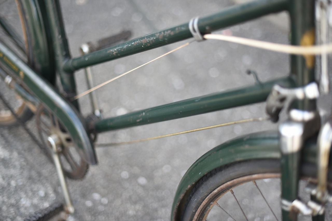 104939 ヴィンテージ 自転車  「NEW HUDSON」 1960年製  英国製 MADE IN ENGLAND
