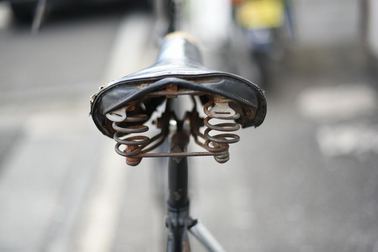 104944 ヴィンテージ 自転車  「NEW HUDSON」  英国製 MADE IN ENGLAND