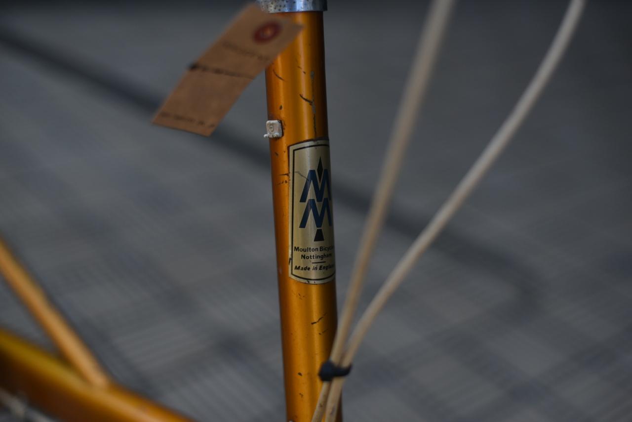 102806 ヴィンテージ 自転車  「モールトン Moulton」 MINI F型フレーム MADE in ENGLAND 60's