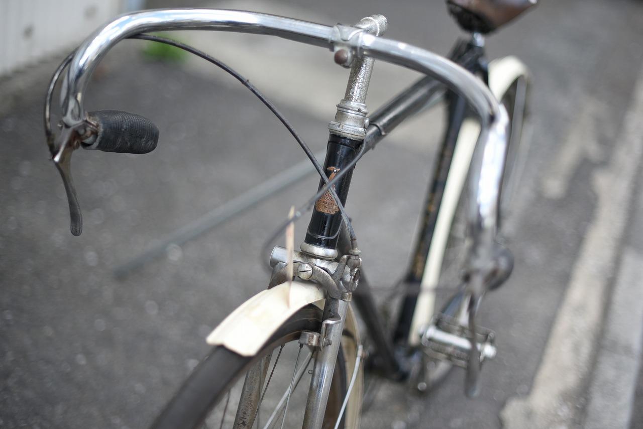 104936 ヴィンテージ 自転車  「RALEIGH」 ラレー   英国製 MADE IN ENGLAND