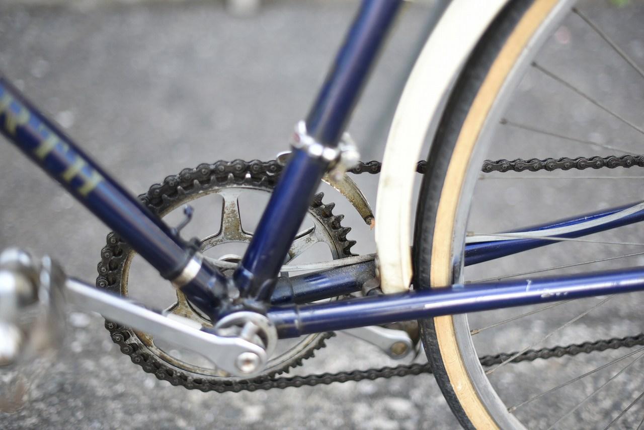 [P] 104941 ヴィンテージ 自転車  「TRIUMPH トライアンフ」  英国製 MADE IN ENGLAND