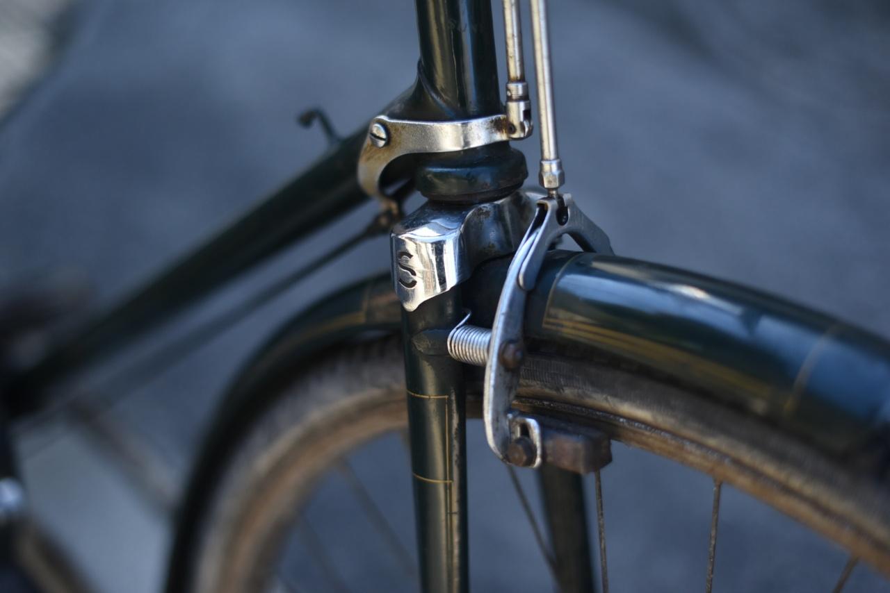 102807 ヴィンテージ 自転車  「サンビーム BSA SUNBEAM」  英国製