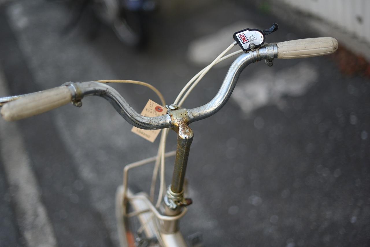 104950  ヴィンテージ 自転車  「RALEIGH ラレー」 「SHOPPER ショッパー」 1983年製  英国製 MADE IN ENGLAND