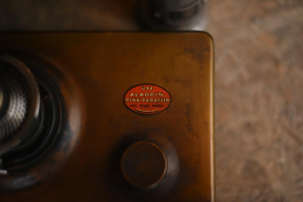 101290 英国 「ARADDIN SERIES 7 アラジン」 オイルラジエーターヒーター ストーブ
