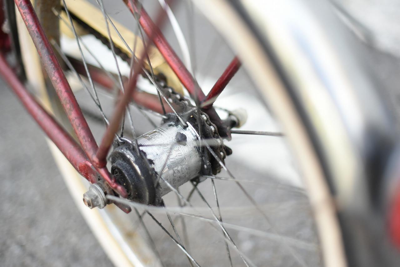 104949 ヴィンテージ 自転車 1986年製  英国製 MADE IN ENGLAND