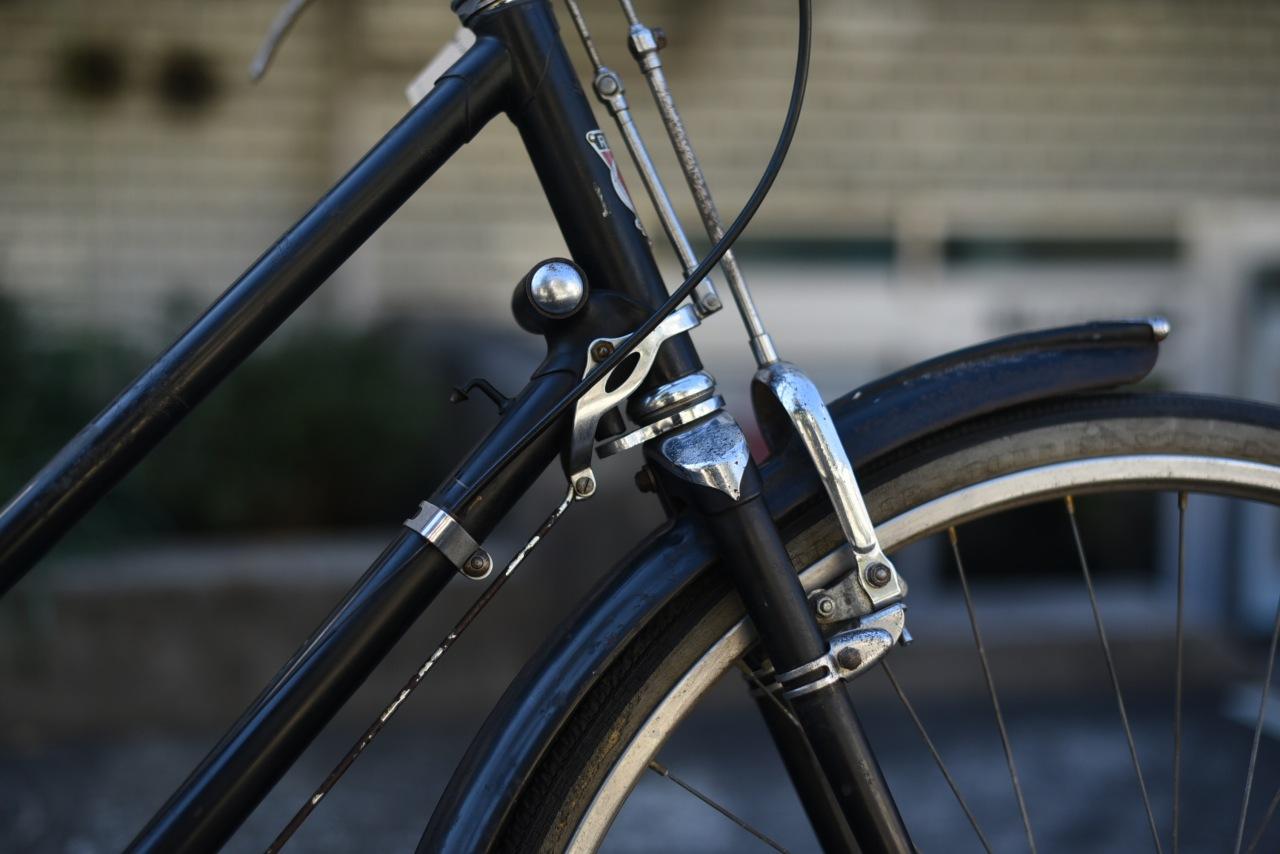 102803 ヴィンテージ 自転車  「RUDGE ラージ」 1954年製