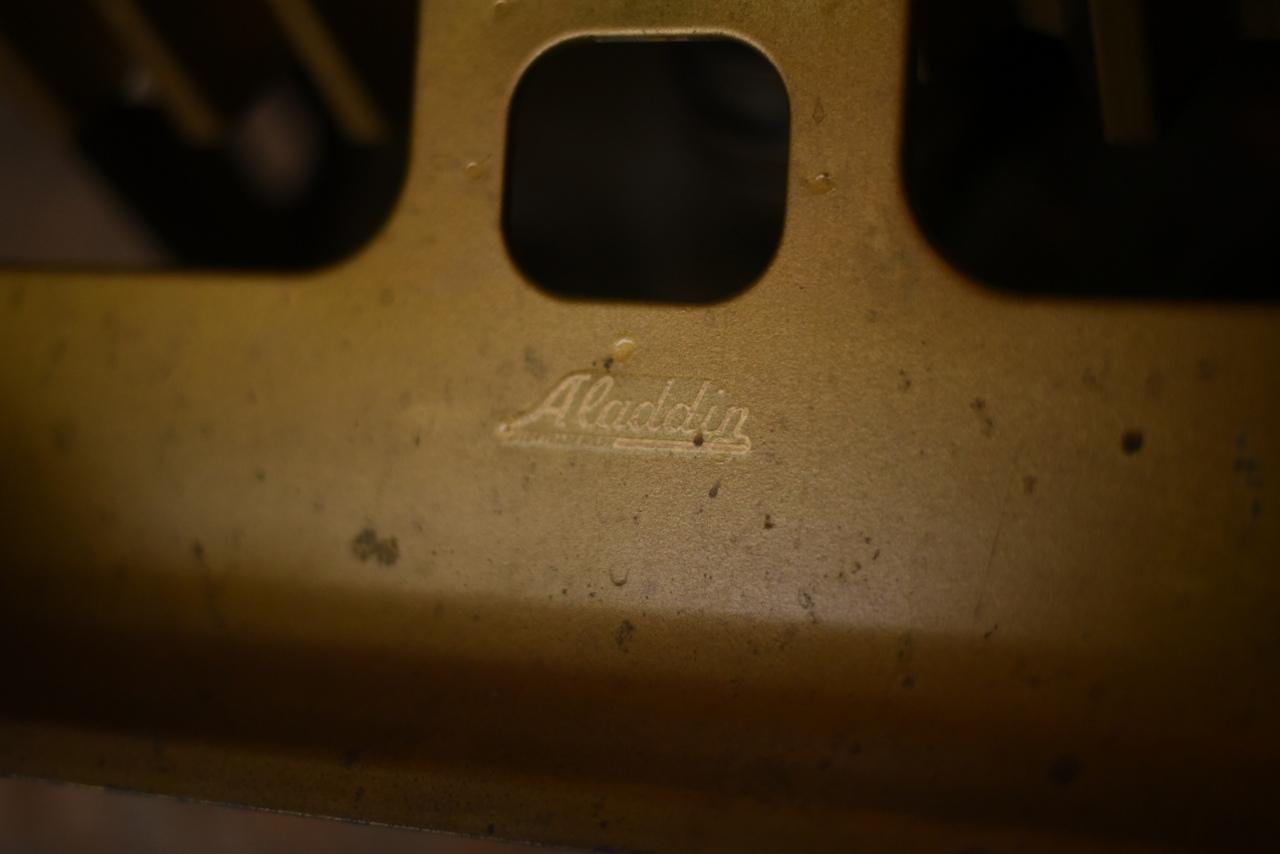 2507 英国 「ARADDIN SERIES 9 アラジン」 オイルラジエーターヒーター ストーブ