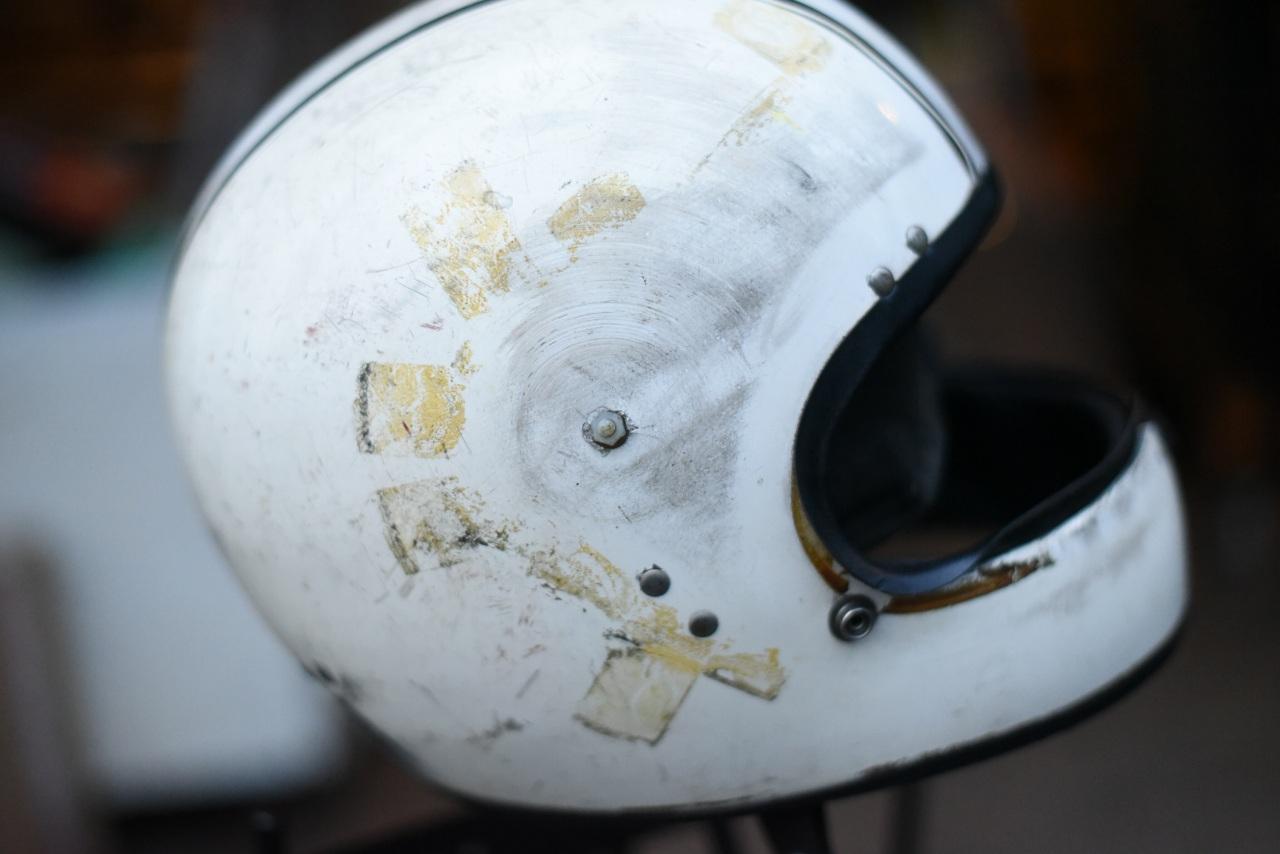 EVEROAK MAXMASTER フルフェイス  ヴィンテージ  ヘルメット