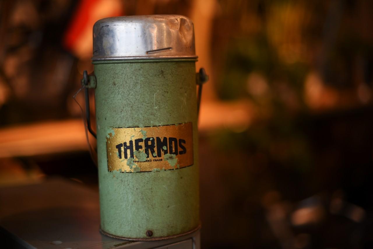 101650 THERMOS サーモス 魔法瓶 フードコンテナー 英国