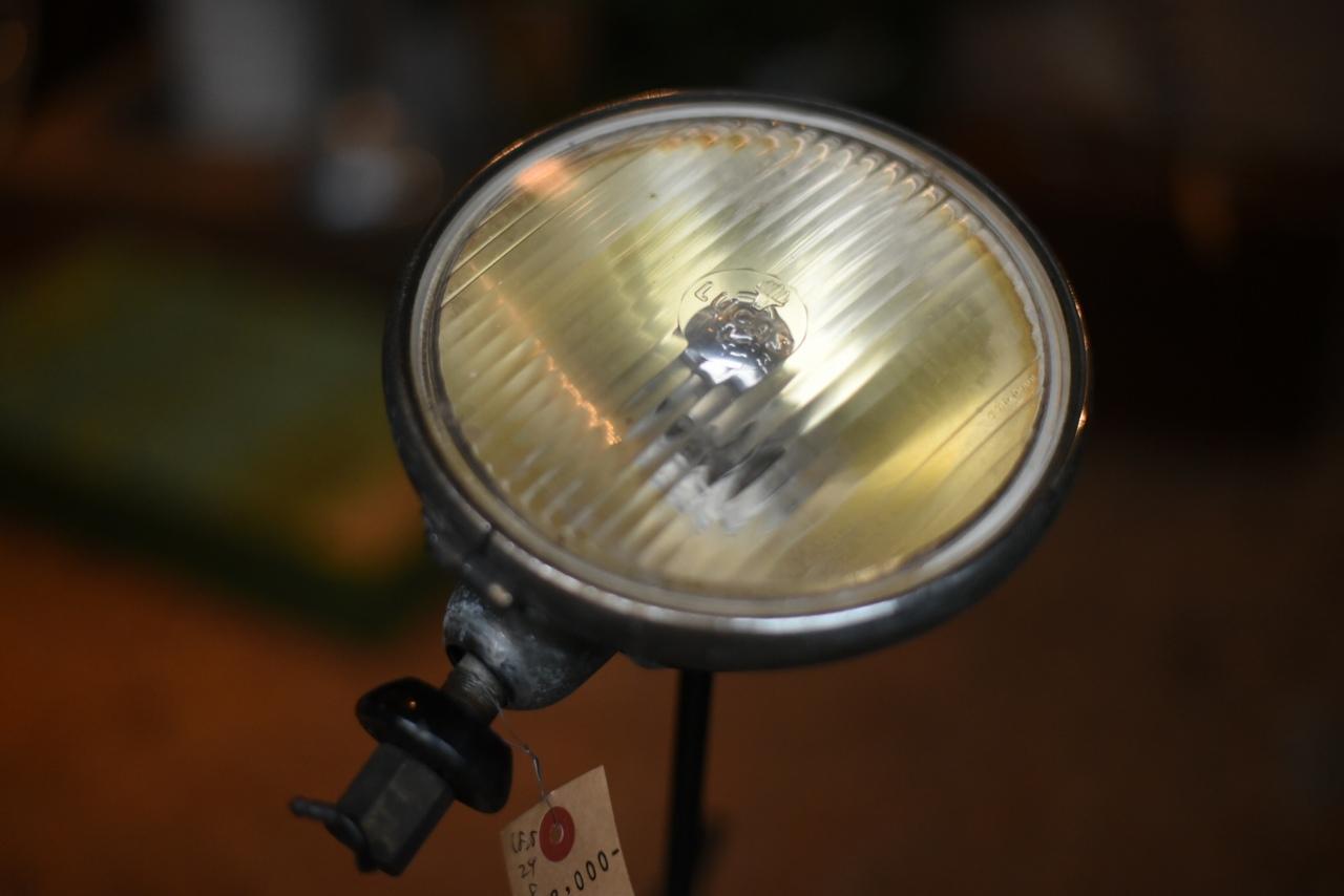 102292 UK ヴィンテージ ルーカス ランプ LUCAS 英国 フォグランプ