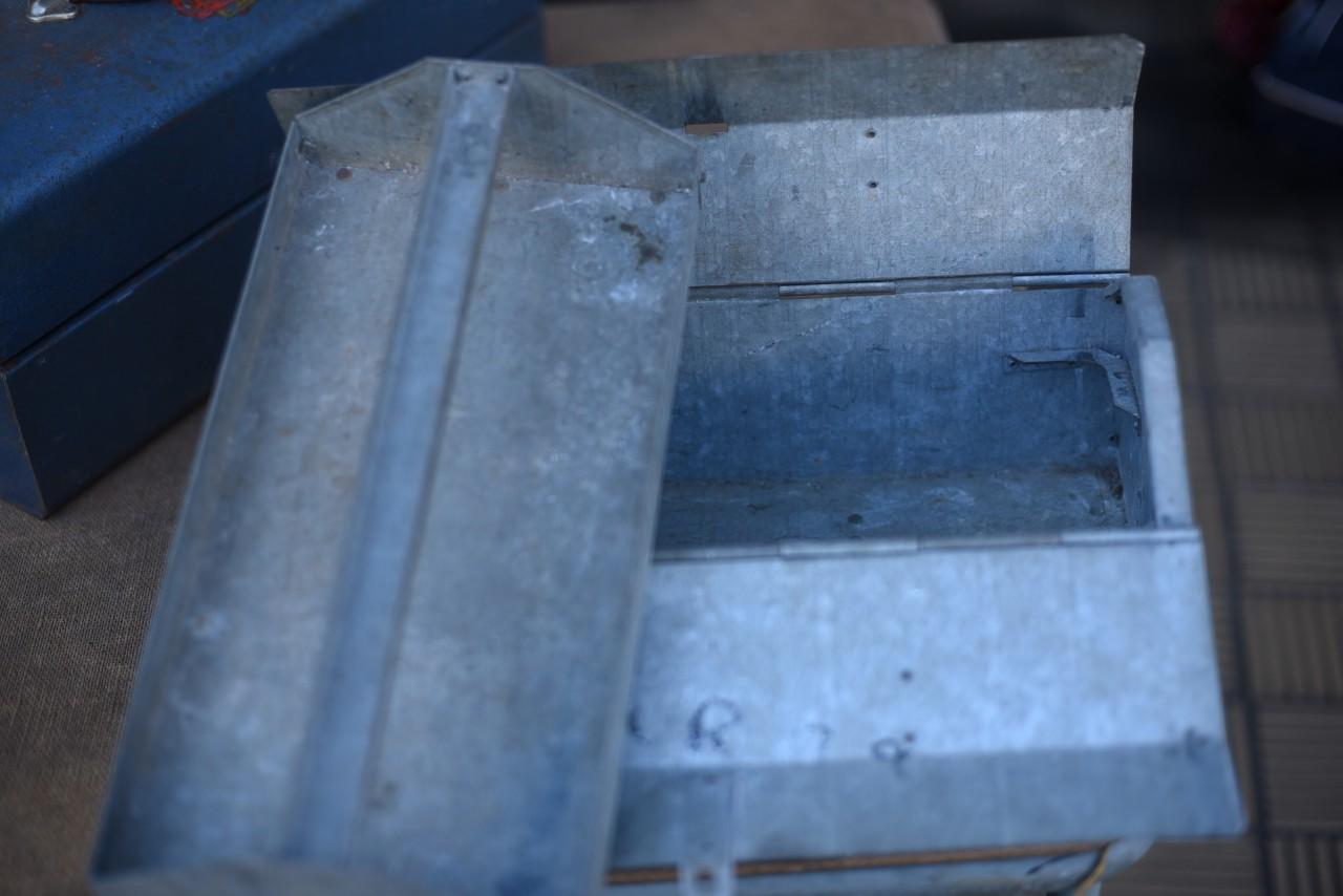 UK Made in ENGLAND 工具箱 ツールボックス 101099