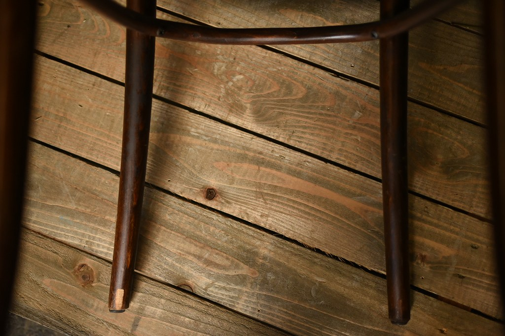 104585 ARM CHAIR No.25 321025 USED TON CHAIR 中古