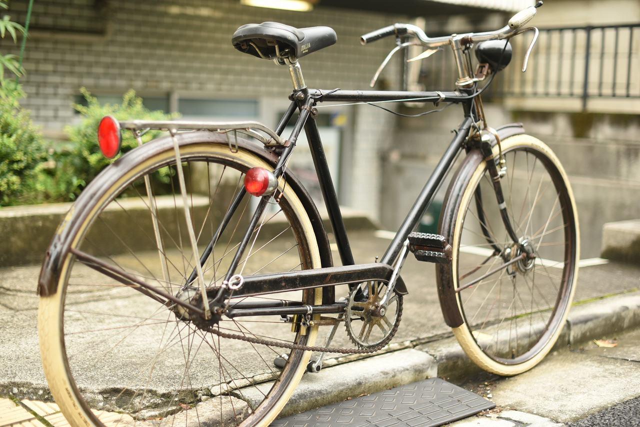 102797 ヴィンテージ 自転車 トライアンフ TRIUMPH 1956年製 英国製