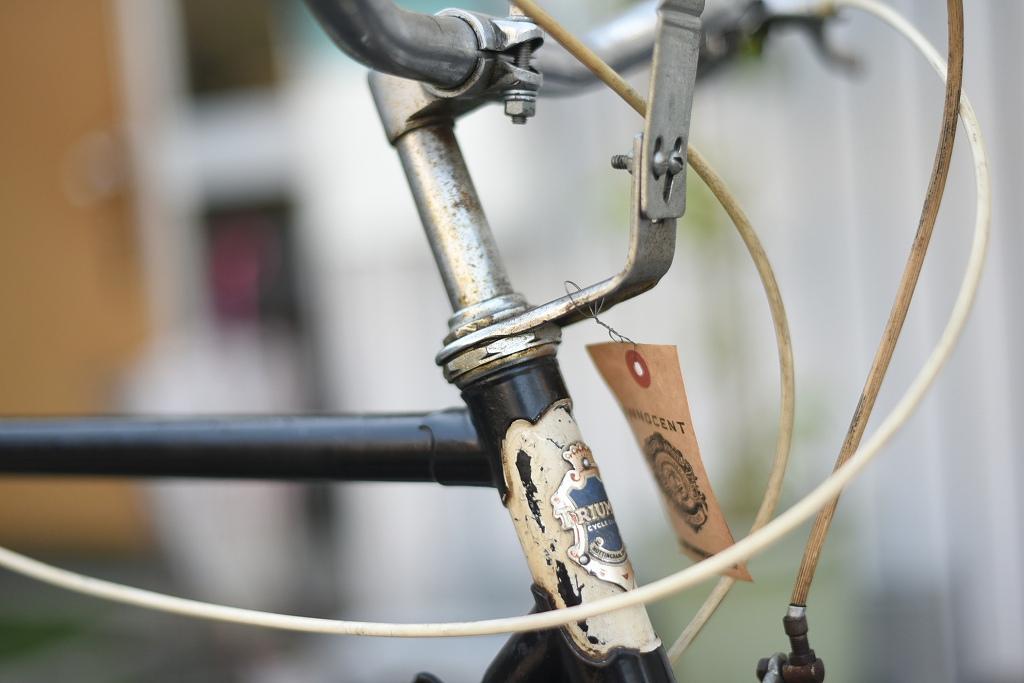 103415 ヴィンテージ 自転車 トライアンフ TRIUMPH 1969年製 英国製 段速難あり