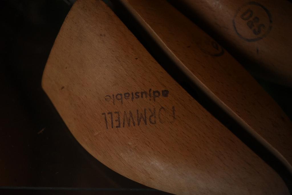 101298 ヴィンテージ シューキーパー MADE IN ENGLAND