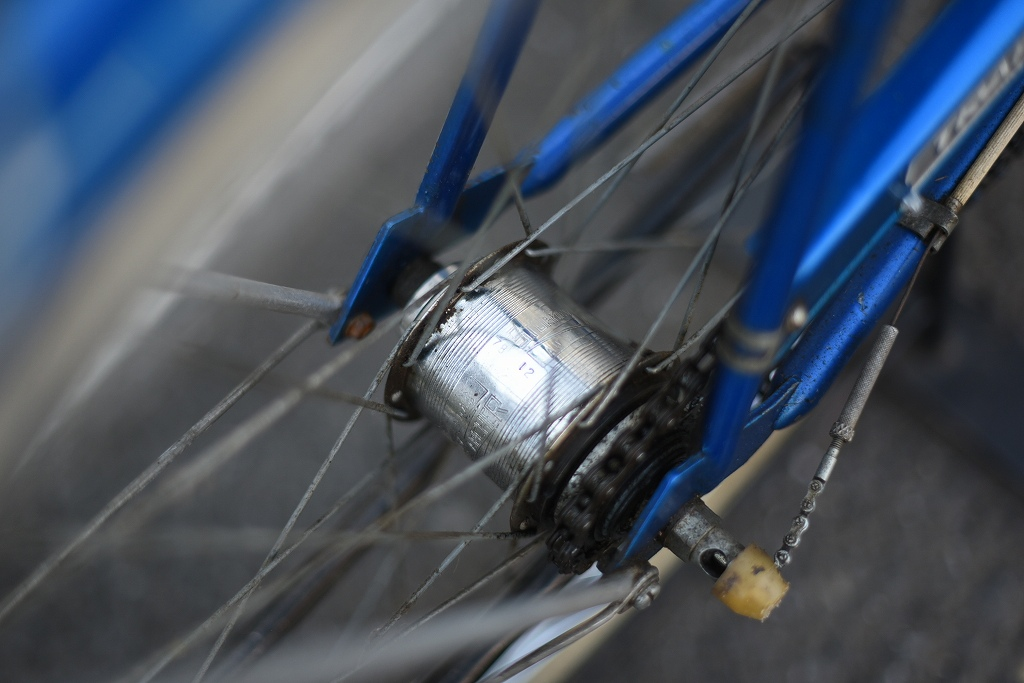 104628 ヴィンテージ 自転車 「TRAFFIC MASTER」 トライアンフ TRIUMPH 1978年製 英国製