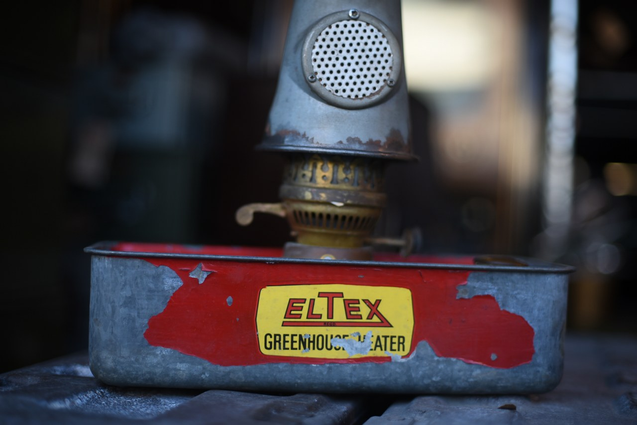 UKヴィンテージ ELTEX ストーブ MADE IN ENGLAND 英国 101690