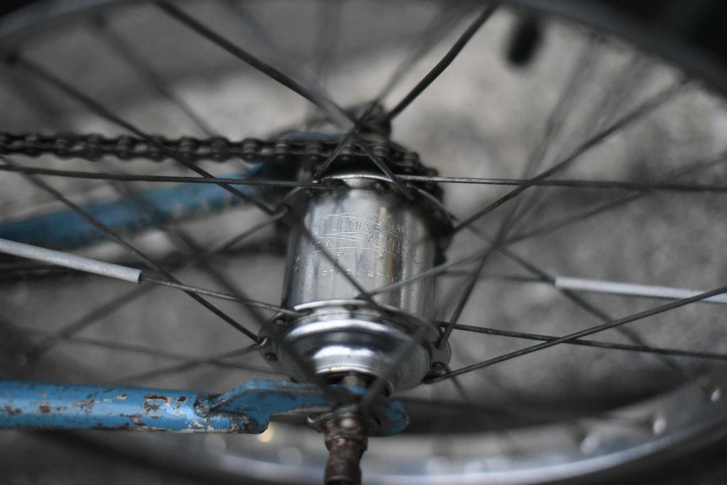105682 ヴィンテージ 自転車 モールトン Moulton Standard F型フレーム MADE in ENGLAND 英国製
