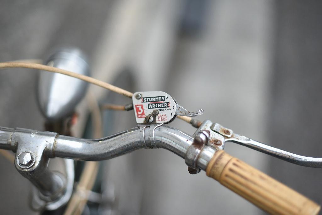 105683 ヴィンテージ 自転車 「TRIUMPH」 トライアンフ  1964年製  英国製 MADE IN ENGLAND