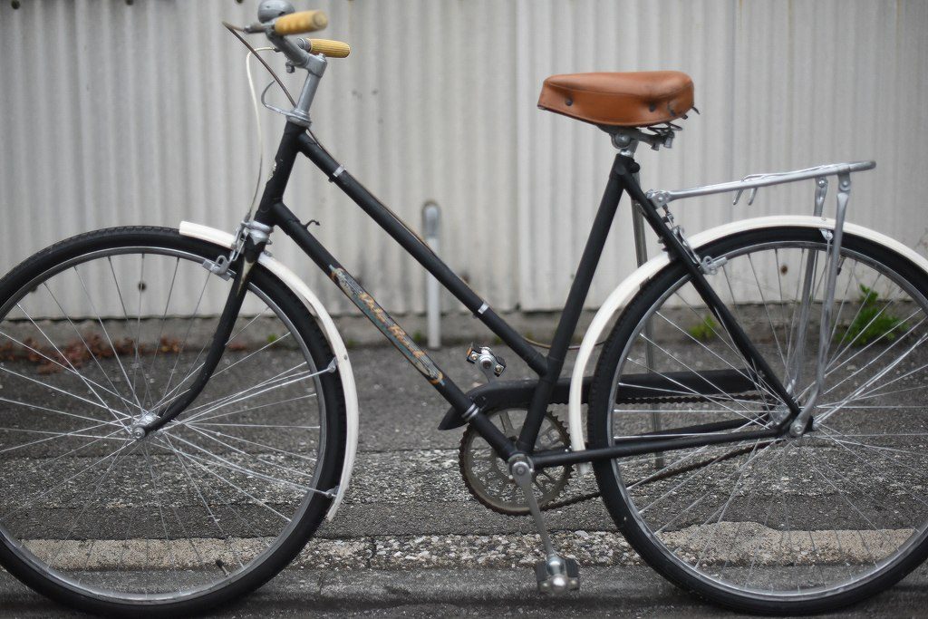 105685 ヴィンテージ 自転車 「TRIUMPH」 「PALM BEACH TOURIST」 トライアンフ   英国製 MADE IN ENGLAND