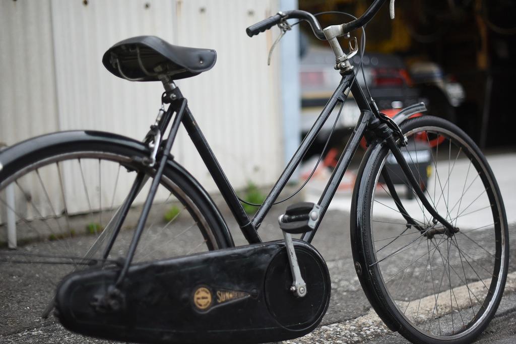 105686 ヴィンテージ 自転車  「SUN BEAM」 サンビーム  英国製 MADE IN ENGLAND