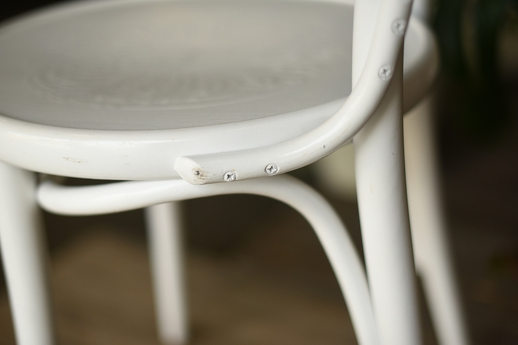 104591 No.14 311014 USED TON CHAIR 中古